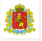 Административное деление Владимирской области.  Coat of arms of Vladimiri Oblast.png.